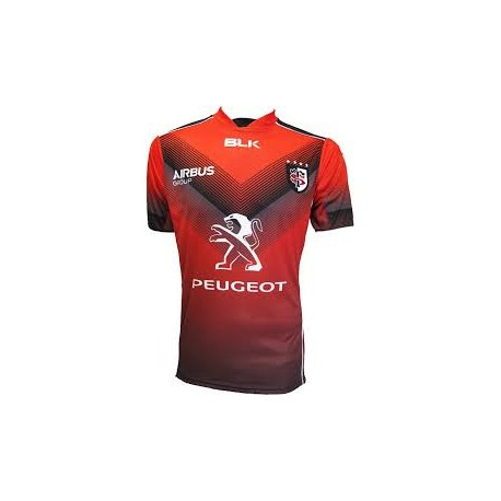 Maillot entrainement rugby Stade Toulousain BLK