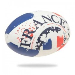 Ballon de rugby Flag France Gilbert
