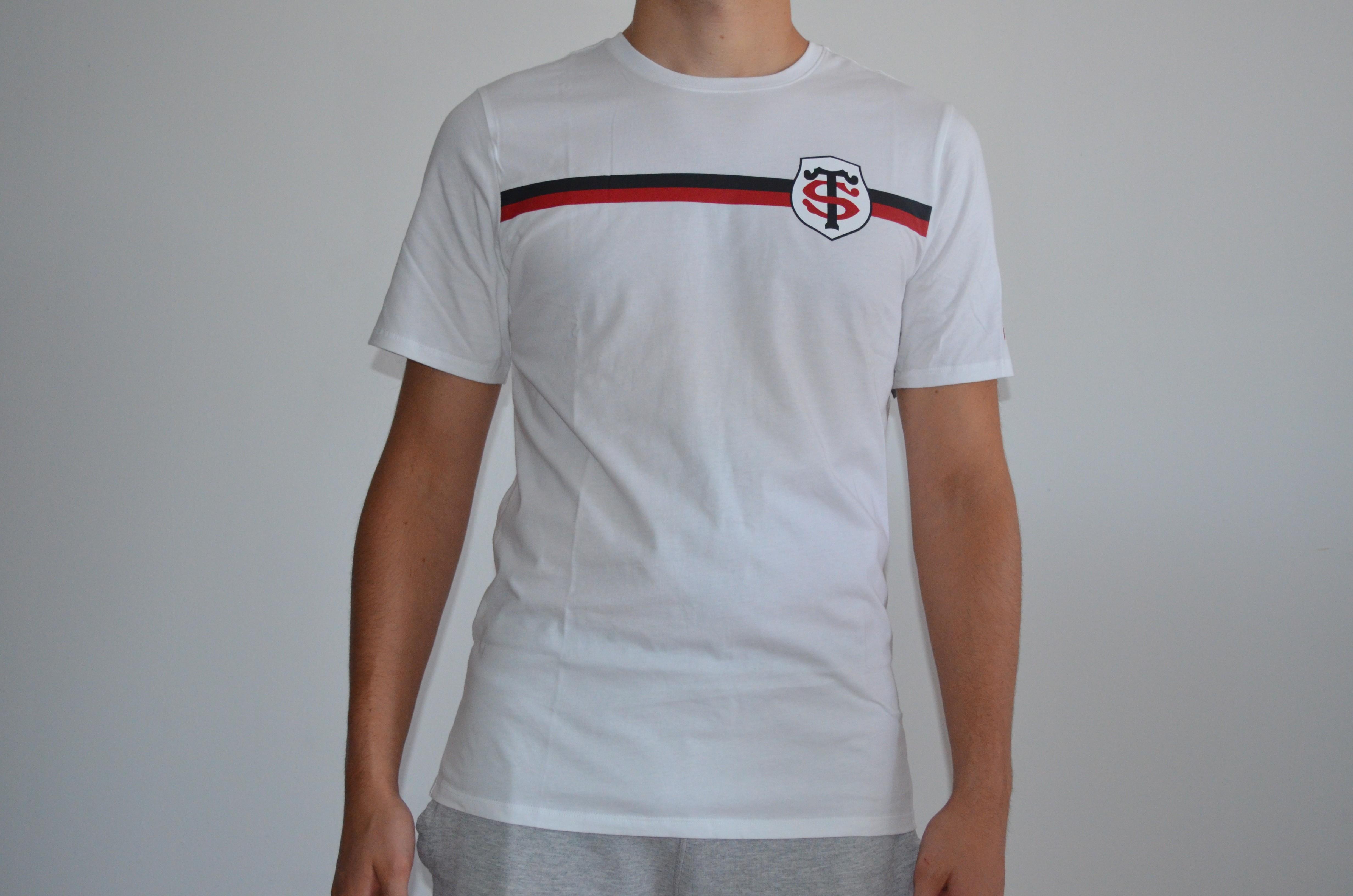 Tee shirt Nike Stade Toulousain au meilleur prix   Rugby Player