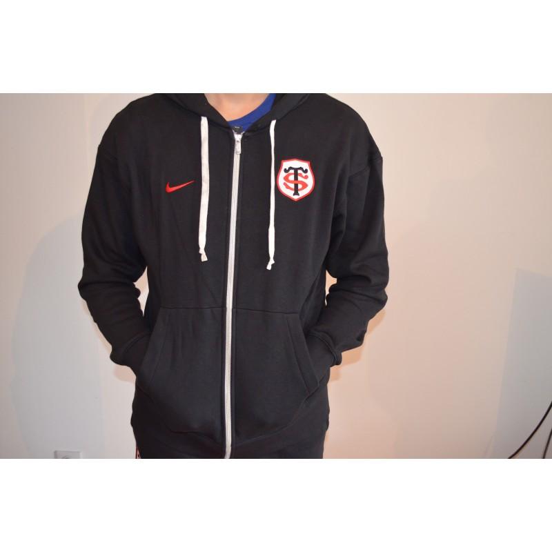 Veste à capuche Stade Toulousain Nike au meilleur prix